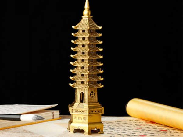 Khám phá tháp Văn Xương: Nguồn gốc, ý nghĩa trong phong thủy