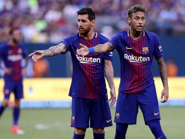 Messi mời gọi đồng hương và Neymar đến Barca