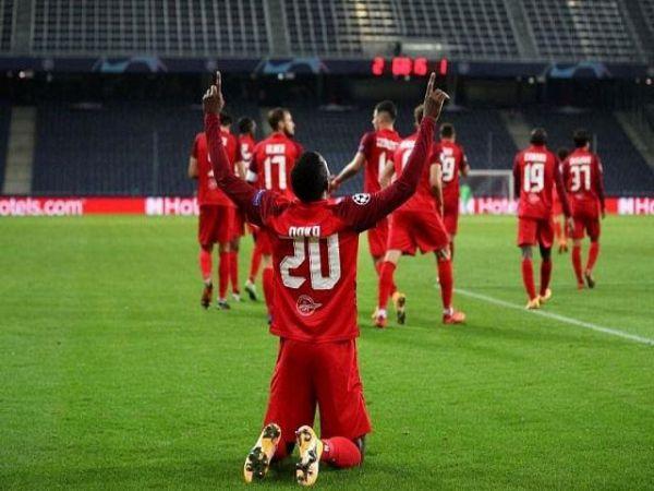 Soi kèo Lokomotiv Moscow vs Salzburg, 00h55 ngày 2/12 - Cup C1