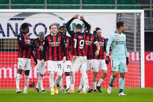 Soi kèo trận đấu AC Milan vs Torino, 02h45 ngày 13/01