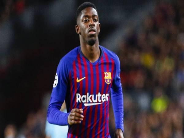 Chuyển nhượng bóng đá 11/5: Dembele chưa ký hợp đồng với Barca