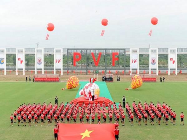PVF là gì? Tổng quan về trung tâm đào tạo bóng đá PVF