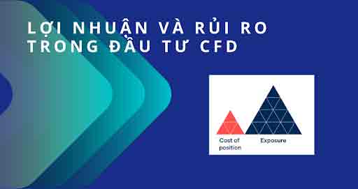 Lợi nhuận và rủi ro trong đầu tư CFD