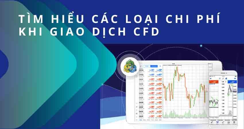 Các loại chi phí trong giao dịch CFD