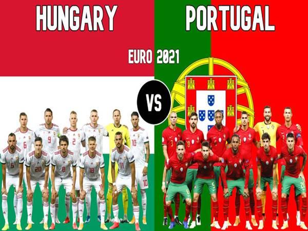Soi kèo Hungary vs Bồ Đào Nha, 23h00 ngày 15/6 Euro 2020
