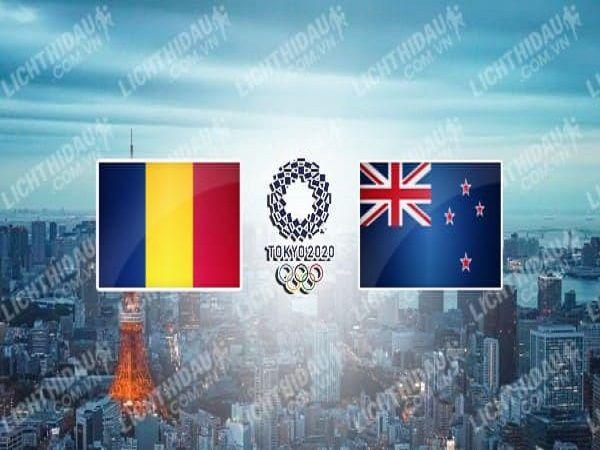 Soi kèo U23 Romania vs U23 New Zealand – 15h30 28/07/2021, Olympic 2020