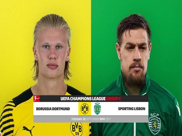 Soi kèo Châu Á Dortmund vs Sporting Lisbon, 2h00 ngày 29/9